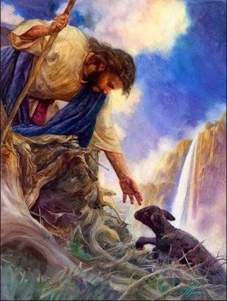 Resultado de imagen de jesus el buen pastor