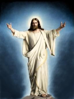 Resultado de imagen de jesús resucitado
